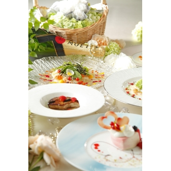 ホテルグランビュー高崎:【大人婚をご希望の方へ】自慢の絶品コース試食付◆大人婚相談会