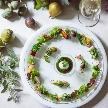 リビエラ青山:*朝摘み野菜を味わって*こだわりフルコース試食付きフェア