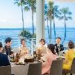 シーサイド リビエラ:【家族婚フェア】海を見渡す別邸でのプライベートファミリーW♪