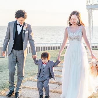 シーサイド リビエラ:マタニティ婚&パパママ婚限定フェア*嬉しい安心のサポートも♪
