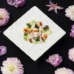 ホテルキャッスル(HOTEL CASTLE):【月、火曜日限定】料理重視に◎婚礼メニュー豪華試食付きフェア