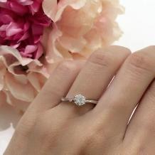 WATANABE/卸商社直営 渡辺:[WATANABE]ピンクハーモニー 天然ピンクダイヤをあしらったシリーズ