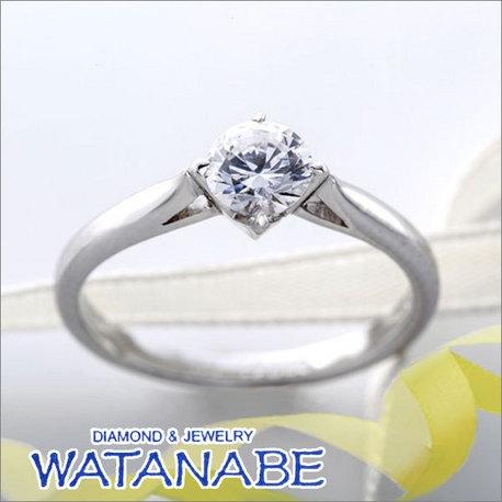 WATANABE/卸商社直営 渡辺:[WATANABE]エンゲージリング
