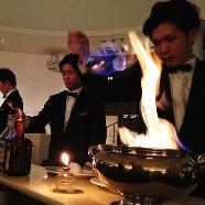 ハミングプラザVIP新潟:【金曜はロマンチック体験☆】フランベ体験と演出なんでも相談会