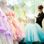 ドレス:クリスタル・グレイス●VIPグループ