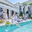 【午前フェアでカタログギフト1万円付き】「海」がテーマの結婚式にしたい方は必見!チャペル、会場、ガーデンの全てがオーシャンビュー。邸宅を貸切りに出来るからふたりのイメージ通りの結婚式が叶う