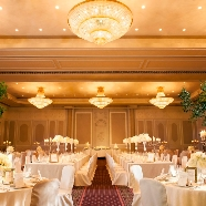 ホテルクラウンパレス浜松:「コロナでも諦めないで!」大空間で叶える新時代の大人数結婚式