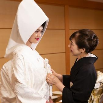 【母娘で参加♪】衣裳試着体験×ホテルスイーツ試食付フェア