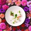 仙台国際ホテル:【ディシプルシェフが贈る】美食彩るウエディング体験