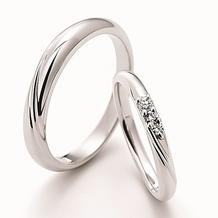 博泉堂(はくせんどう/HAKUSENDO BRIDAL)_決め手は「私にぴったり」と思ったこと。長く愛せる結婚指輪♪