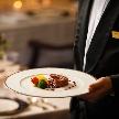 リーガロイヤルホテル広島:【料理重視派へ】1万円フレンチコース付♪結婚式ダンドリ相談会