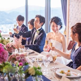リーガロイヤルホテル広島:☆【30名様までの少人数婚に】アットホームパーティ相談会☆