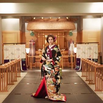 浦安ブライトンホテル東京ベイ:【嬉しいランチ付★】本格的な和の結婚式が叶う!神殿見学フェア