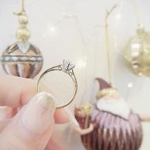hirai art gallery(ヒライアートギャラリー)_《ラパージュ》【SNSで話題ブランド】横顔美人な一目惚れ婚約指輪【プロポーズに】