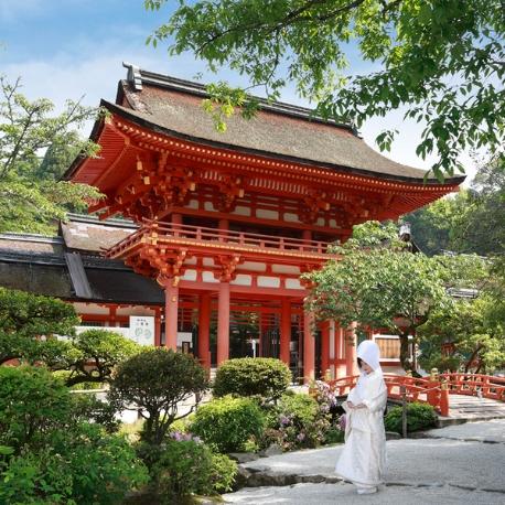 ホテルグランヴィア京都:【神社婚プロデュース有】無料試食付◆神社紹介×和婚フェア