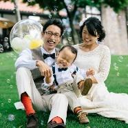 蓼科東急ホテル:【お子様とご一緒の結婚式をサポート】パパママ婚フェア