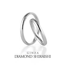 銀座ダイヤモンドシライシ_シンプルで飽きの来ない結婚指輪【OR(オーアール)】