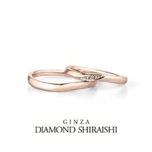 銀座ダイヤモンドシライシ:アミュレット 4ML(マリッジリング)
