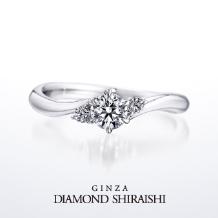 銀座ダイヤモンドシライシ_★NEW★時が流れても変わらない輝き。【シャイニングフロー】