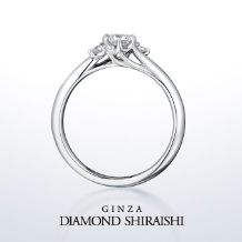 銀座ダイヤモンドシライシ:★NEW★時が流れても変わらない輝き。【シャイニングフロー】