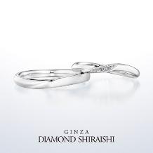 銀座ダイヤモンドシライシ:時が流れても変わらない輝き。【シャイニングフロー】
