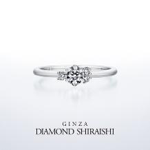 銀座ダイヤモンドシライシ_家々に灯る暖かなあかり。【グロー オブ ラブ】