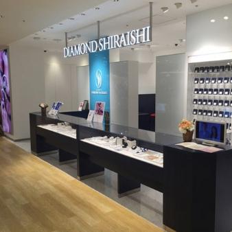 銀座ダイヤモンドシライシ:町田マルイ店