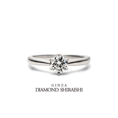 銀座ダイヤモンドシライシ:可憐に咲き誇る、白く美しい百合の花【ホワイトリリー】