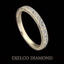 エクセルコ ダイヤモンド:【エクセルコ】煌めく湖面、 永遠の約束『ビューレック 4』