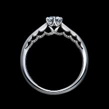エクセルコダイヤモンド:【エクセルコ】花嫁のベールが上がる瞬間を表現『ルヴォワール』