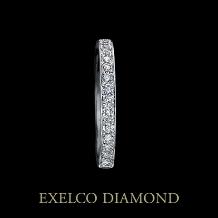 エクセルコ ダイヤモンド:【エクセルコ】光とダイヤモンドの出会い『ディスパーション 04』