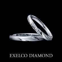 エクセルコ ダイヤモンド_【エクセルコ】永遠に続く幸運。『シャンス エターナル』