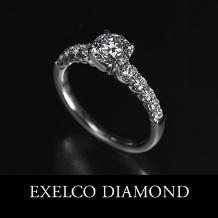 エクセルコ ダイヤモンド_【NEW・エクセルコ】特別な時を祝う、輝き。『フェリシテ』