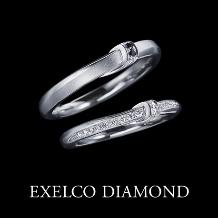 エクセルコ ダイヤモンド_【NEW・エクセルコ】現代に蘇る、愛と信頼の証。『フェデ リング』