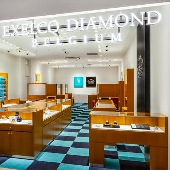 エクセルコ ダイヤモンド:博多マルイ店