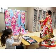ブライダルハウス「写樂庭」(あけぼのスタジオ):和装撮影相談会 JAPAN STYLE