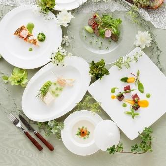 コッツウォルズ(Bridal On Water COTSWOLDS):【五感で試食】一度は味わってほしい贅沢ハーフコース試食