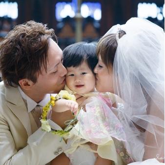 コッツウォルズ(Bridal On Water COTSWOLDS):【パパ・ママ婚】お子様が主役☆家族の思い出ウエディング