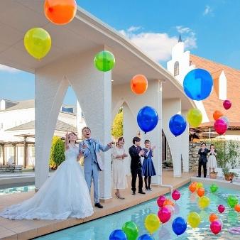 コッツウォルズ(Bridal On Water COTSWOLDS):1件目来館&成約特典《東京or大阪ペアチケット》&10大特典