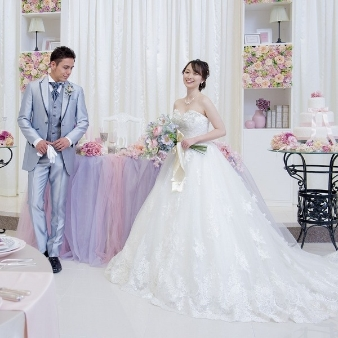 コッツウォルズ(Bridal On Water COTSWOLDS):【真の美しさを纏う】上質ドレス・タキシード試着×10大特典