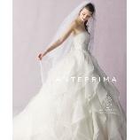 SOPHIA(ソフィア):軽やかに揺れるフリル&可憐なフラワーモチーフで大人かわいい花嫁スタイル♪