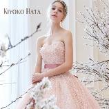 SOPHIA(ソフィア):【KIYOKO HATA】360度キラキラ★ピンクドレス