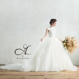 SOPHIA(ソフィア):【A by Hatsuko Endo/ジャスミン】ハイネックウェディングドレス☆