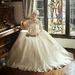 天使の工房 アトリエアン atelier ange:【ルミエール】 販売価格 19万2,240円 チュールボリュームスカート