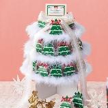 ベルシンプル:クリスマスツリー ドライ苺チョコレート 39個セット【37%OFF】