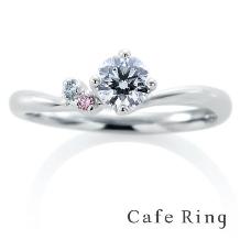 PROPOSE(プロポーズ)_【PROPOSE】Cafe Ring ~ローブ ドゥ マリエ デュー~