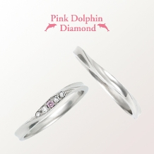OBARA イオン千歳店:Pink Dolphin Diamond|ピンクドルフィン ダイヤモンド