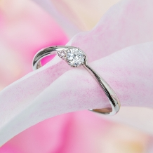 OBARA イオン千歳店:【NEW】OBARA ORIGINAL プロポーズ婚約指輪