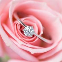 OBARA イオン千歳店_【NEW】OBARA ORIGINAL プロポーズ婚約指輪