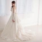 ウエディングドレス:アンジェリ